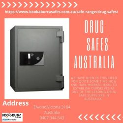 Drug Safes Australia – Kookaburra Safes