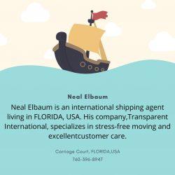 Neal Elbaum – International Shipping Agent