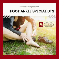 Effective Therapists For Your Foot Pain