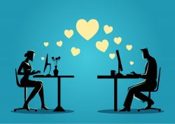 Endless Options- Online Dating