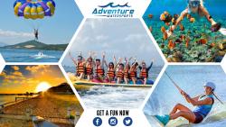 Enjoy the Best Watersports Adventure