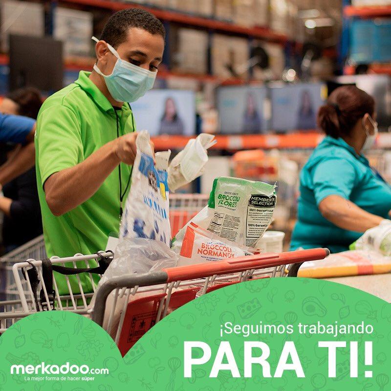 The best online grocery service provider in Panama – Merkadoo – Ilan Shatz