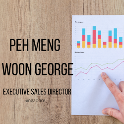 George Peh a famous Executive Sales Director in Real Estat.