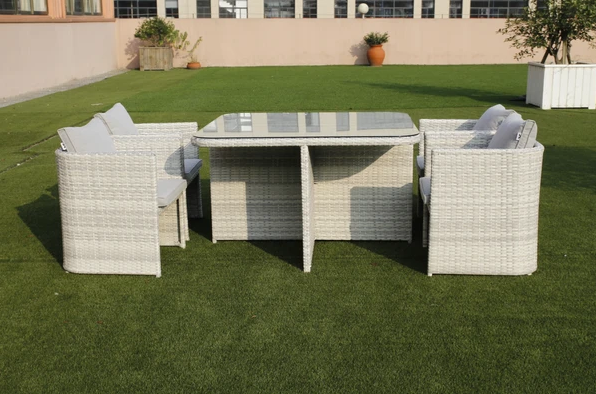 Ceramic Outdoor Dining Setting- Add the Beauty!