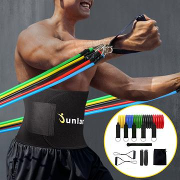 Junlan Exercise Resistance Bands with Handles