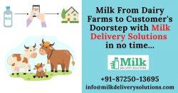 Dairy milk management software