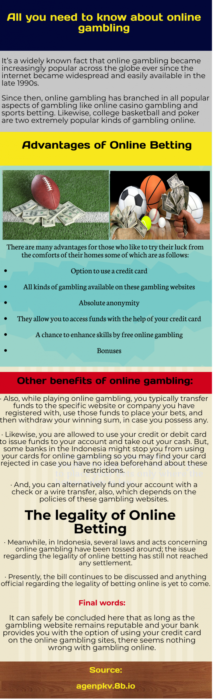 Expert views on the advantages of online gambling