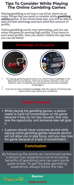 Benefits that you can enjoy from playing online gambling games