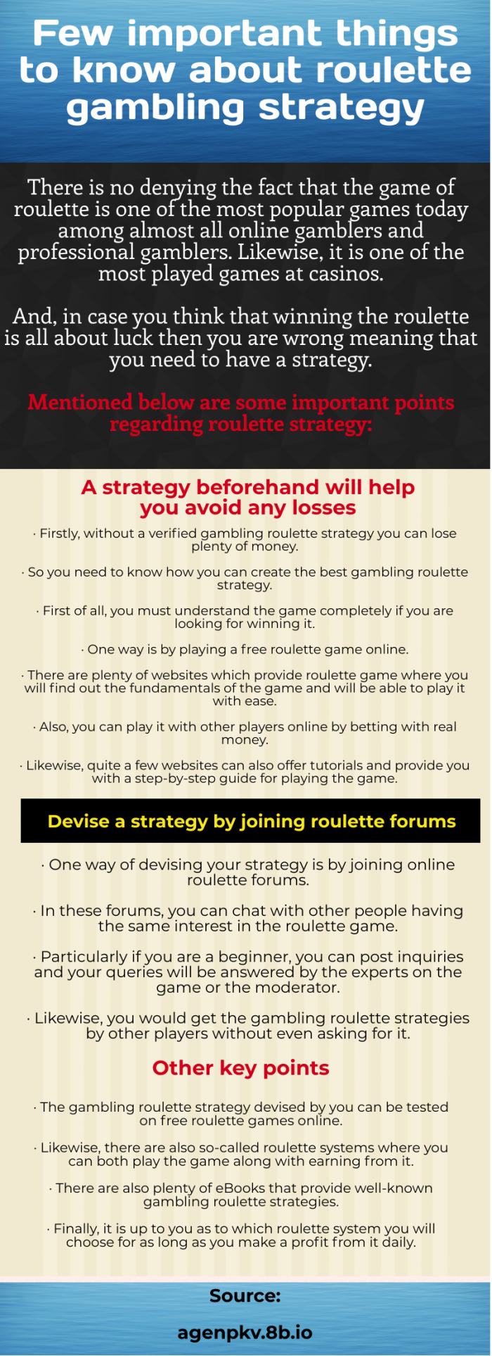 Want to increase your winning chances at online gambling
