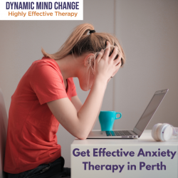 Get Effective Anxiety Therapy in Perth