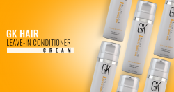 Conditioning Leave-In Cream for Hair | GK Hair