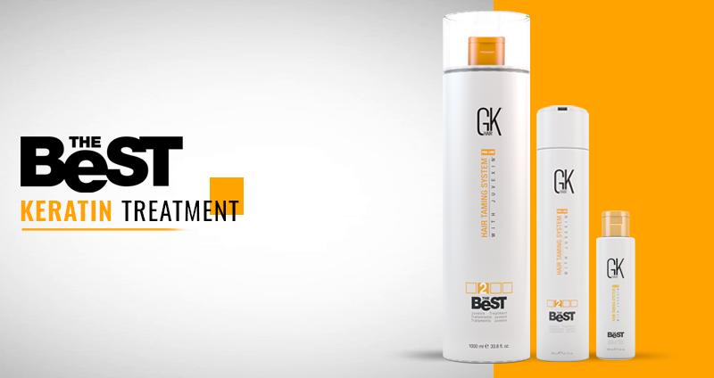 The Best Hair Treatment | GK Hair