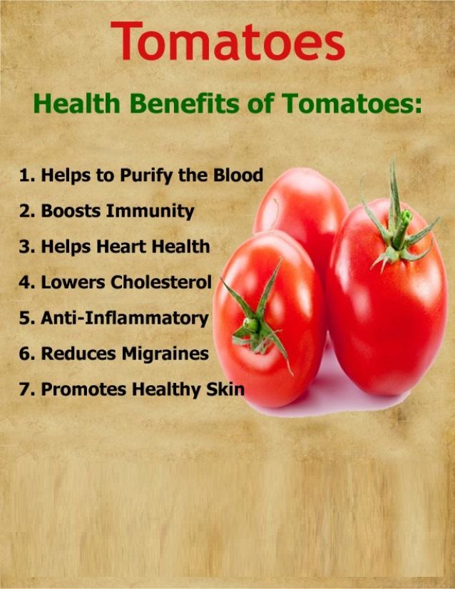 Health Benefits of Tomatoes | John Deschauer