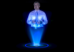 hologram projections