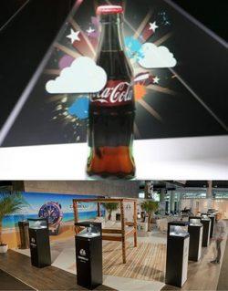 hologram projectors