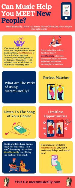 Can Music Help You MEET New People?
