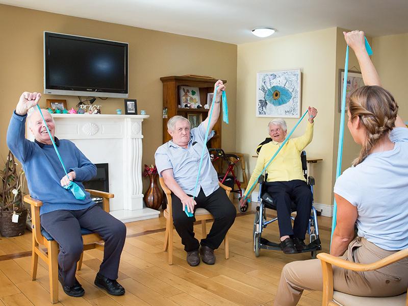 Killeline Nursing Home   Health care