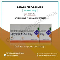 Lenvenib 10mg Lenvatinib Capsule in Wholesale
