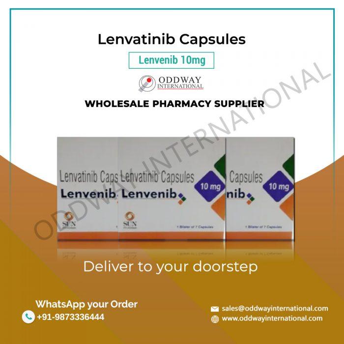 Lenvenib 10mg Lenvatinib Capsule in Wholesale
