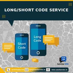 Long and Short Code Service in jaipur