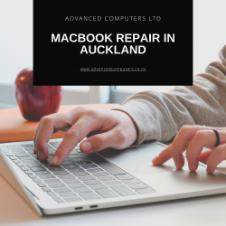 MacBook Repairs in Auckland