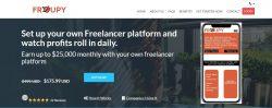 Own freelancer platform