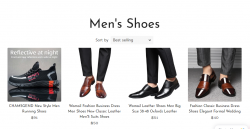 Affordable Men's Shoes USA