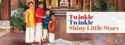 Traditional Dhoti Collection for Kids