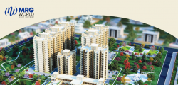 Spacious flats in MRG WORLD affordable project in sector 106