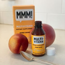 Prevent and Treat Nutritional Deficiencies with Pediatric Multivitamin with Iron Drops