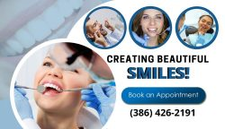 Natural-Looking Smile with Dental Professional