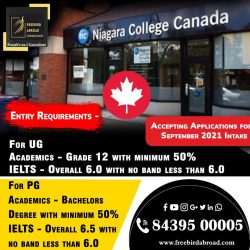 Canada Apply With Overall 6 Bands in IELTS/ / PTE