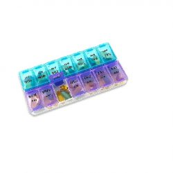 Pills Planner Case with Large Compartment