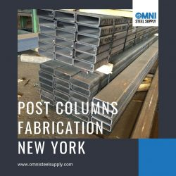 Post Columns Fabrication New York
