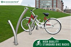 Protective Bike Racks With Quality