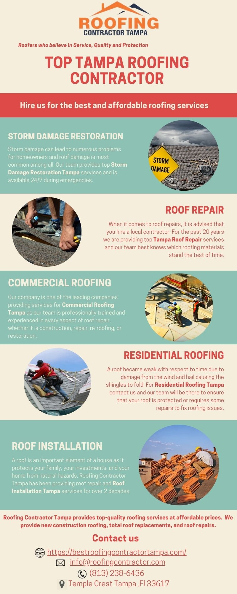 Roofing Contractor Tampa   Quality Roofers Of Tampa Bay