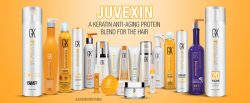 Juvexin Infused Haircare Products | GK Hair