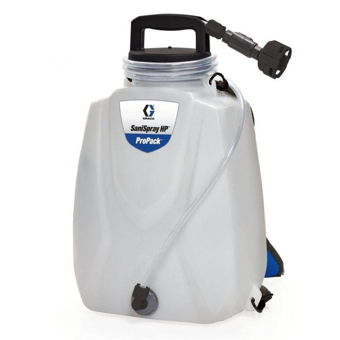 SaniSpray HP ProPack Backpack