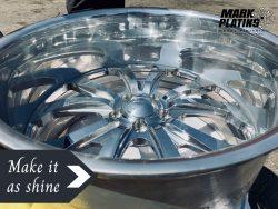Specializing in Aluminum Polishing