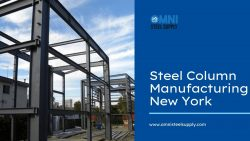 Steel Column Manufacturing NY