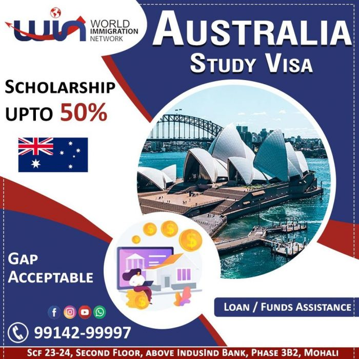 Study in Australia With 5.5 / 5 Bands in IELTS / PTE