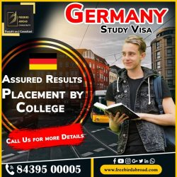 Study🎓Visa for Germany With Best Settlement Options.