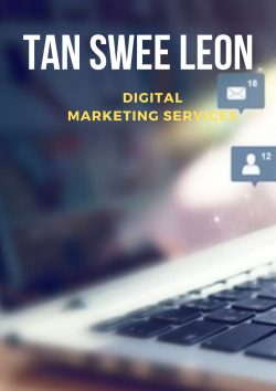 Tan Swee Leon helps your business reach the audience.