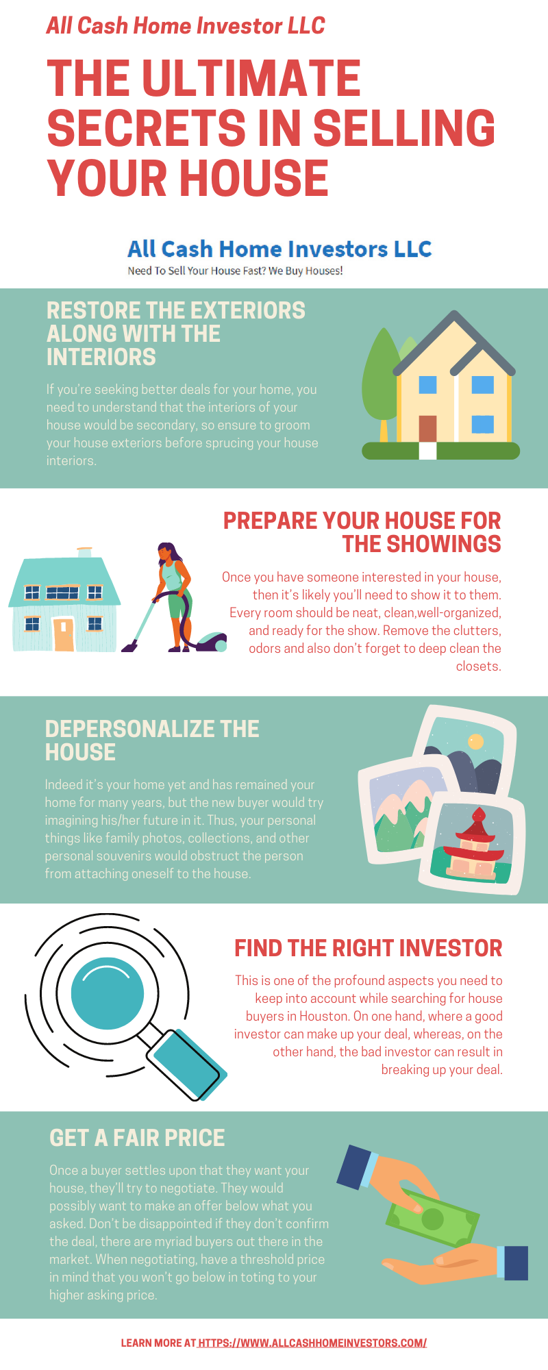The Ultimate Secrets in Selling your House in Huston