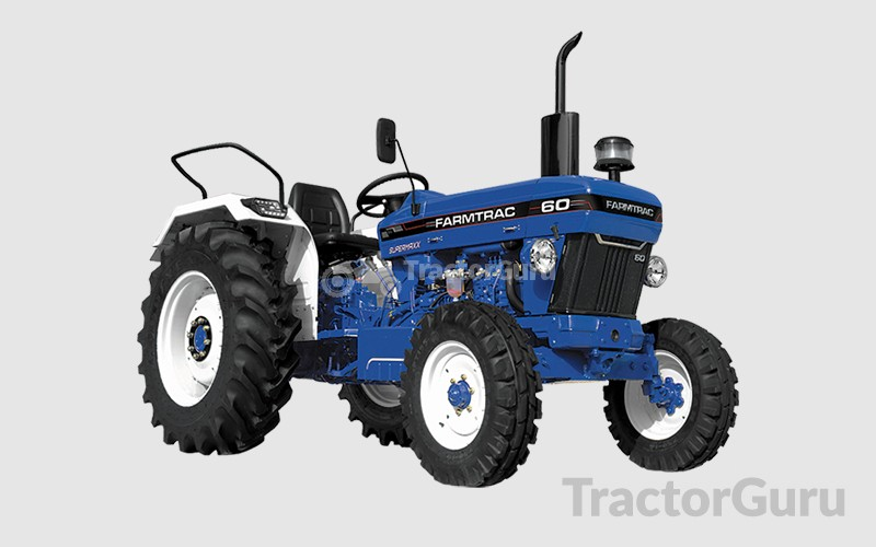 Power Track Tractor