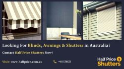 Top-Quality Blinds, Awnings & Shutters in Australia