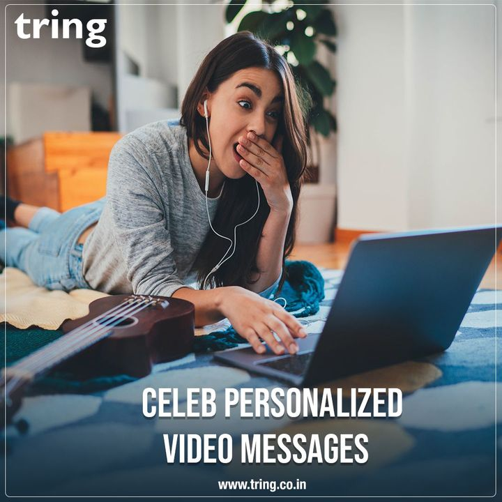 Make Your Every Moment Special with a Personalized Message from Celebrity