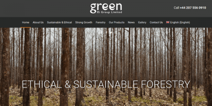Ethical & Sustainable Forestry – Green Is Group
