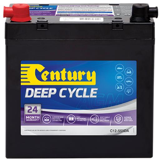 100ah deep cycle battery