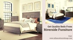 Get Quality Beds From Riverside Furniture